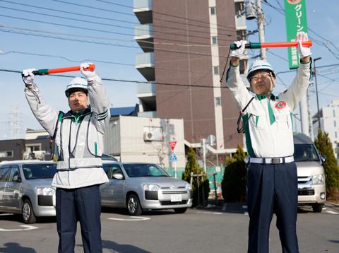 東京を中心に20以上の支社!面接は各支社で、勤務地は住まいの近くで